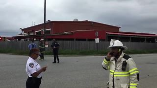 Hazmat situation in Baltimore, residents asked to stay inside - Video