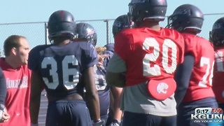 South Alabama looks for historic bowl win - Video