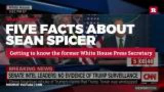 5 facts about Sean Spicer | Rare People - Video