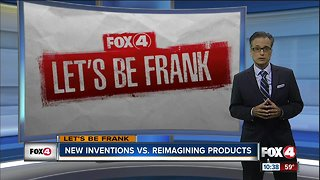 Lets be Frank: Reinvention