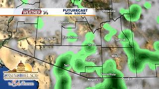 First Warning Weather Monday July 9, 2018 - Video