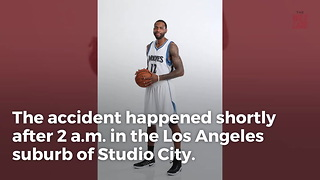 Rasual Butler And Wife Killed In Car Crash - Video