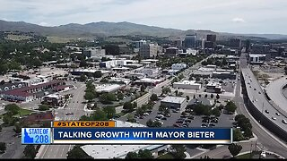 State of 208: Talking growth with Mayor Bieter