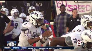 HIGHLIGHTS: Ben Davis 40, Center Grove 7 - Video