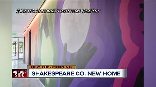 Cincinnati Shakespeare hopes new theater makes the Bard's work available to all - Video