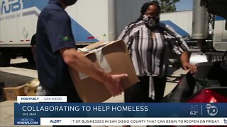 Local foundation gets help to assist homeless