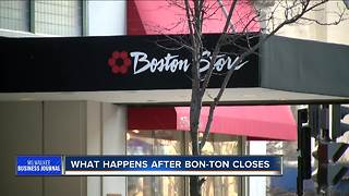 Bon-Ton stores closing across Wisconsin - Video