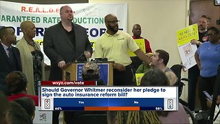 Community leaders oppose auto insurance bill