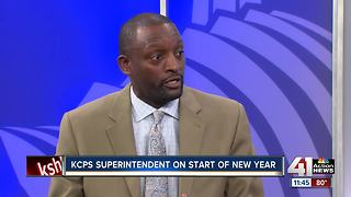 KCPS Superintendent on start of new school year - Video