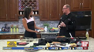 Longhorn Steakhouse chef shares on summertime grilling