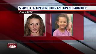 Oak Creek PD looking for missing grandmother, granddaughter