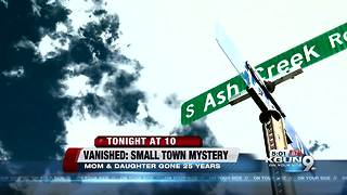 Tease: VANISHED: Dorothy & Danielle Pitcher, missing since 1993 - Video
