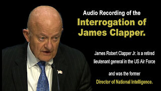 James Clapper Interrogation - 2
