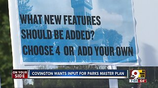 Covington looking for feedback on the future of Goebel Park