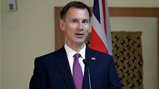 Will Jeremy hunt run for Prime Minister?