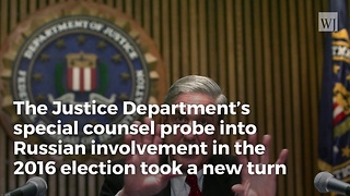 Mueller Now Combing Through Trump Tweets For Evidence Of Obstruction - Video
