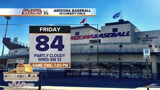 Chief Meteorologist Erin Christiansen's KGUN 9 Forecast Wednesday, April 4, 2018 - Video