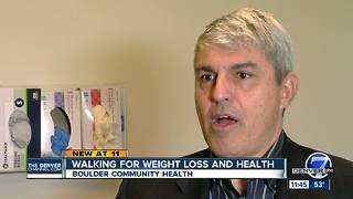 Walking for heart health and weight loss - Video