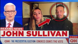 EXPOSED: CNN Guest Caught Inciting Capitol Riots | Ep 117