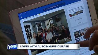 Local woman helps empower other living with auto-immune disease through Facebook group