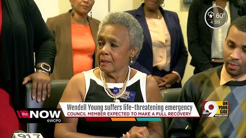 Wendell Young will fully recover from heart emergency, family says