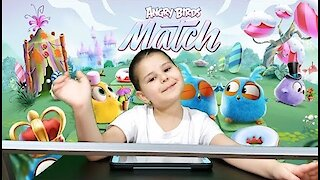 Angry Birds Match: Kids Game I Android I iPad I iPhone