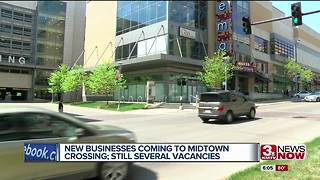News businesses coming to Midtown Crossing, but several vacancies remain - Video