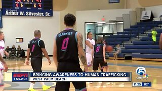 Hope for Freedom Charity basketball game