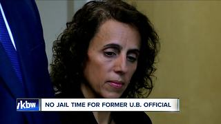 Former UB staff member escapes jail time for $14,000 funding theft - Video