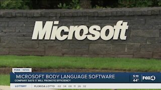 Microsoft body language software