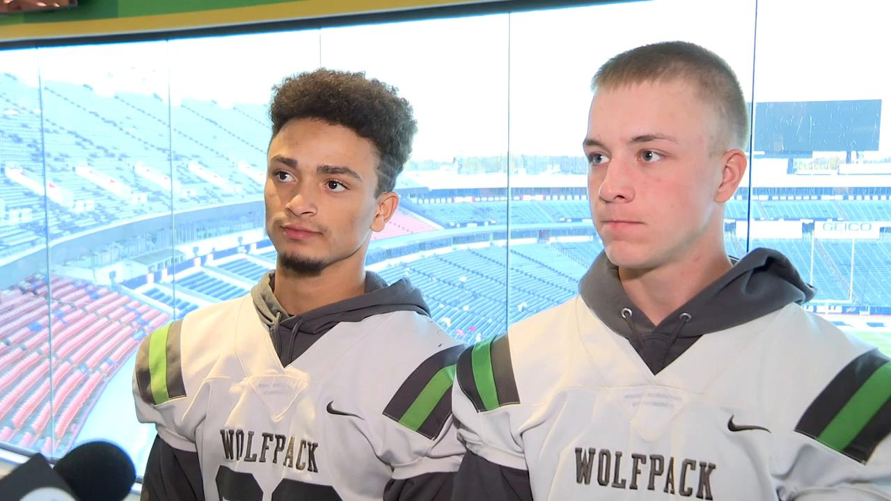 CSP players talk section title game