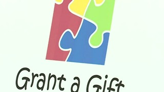 Grant a Gift foundation aims to help those with Autism - Video