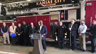 Kansas City leaders slam sales proposed tax cap - Video