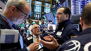 Investor volatility index hits 3 month high on Wall Street
