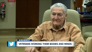 Vets working bodies and minds