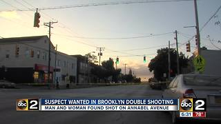 Man and woman shot near Garrett Park - Video