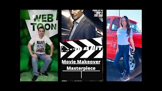'The Commuter' w/Lisa Song Sutton | StudioJake Movie Makeover Masterpiece 04