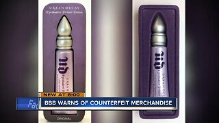 1 in 4 items purchased online is counterfeit, new study says