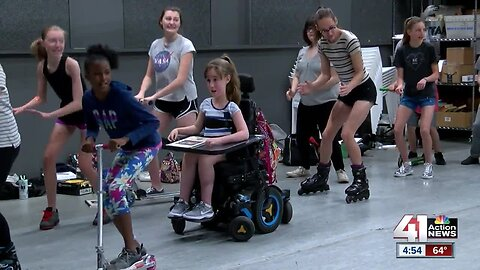 Johnson County Arts and Heritage Center hosts first inclusive camp