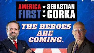 The heroes are coming. Victor Davis Hanson with Sebastian Gorka on AMERICA First