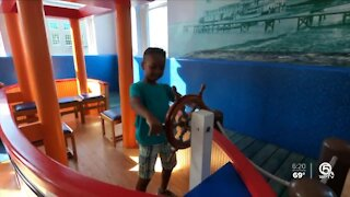 Historic Boynton Beach museum inspires young minds