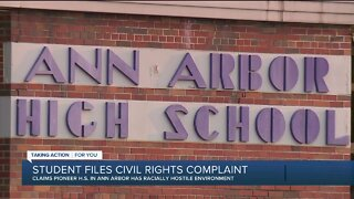 Black student files civil rights complaint against Ann Arbor school