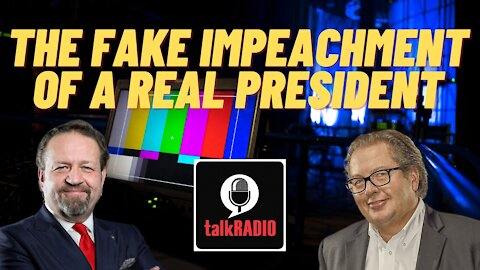 The Fake Impeachment of a Real President. Sebastian Gorka with Mike Graham on talkRadio