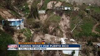 WCPO helping raise money for Puerto Rico after Hurricane Maria - Video