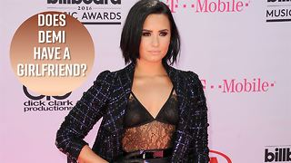 Demi Lovato refuses to label her sexuality - Video