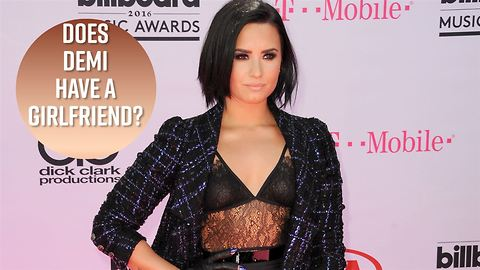 Demi Lovato refuses to label her sexuality