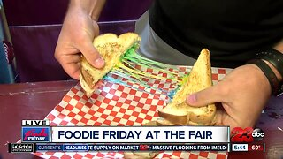 Foodie Friday: Rainbow grilled cheese
