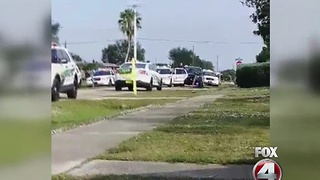 Deputies search for strong arm robbery suspect - Video