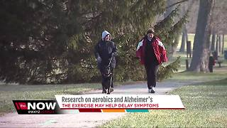 Ask Dr. Nandi: Aerobic exercise may delay and improve Alzheimer's symptoms - Video