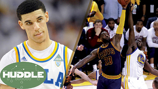 Are the Cavs OUTGUNNED by the Warriors? NBA Changing Draft Eligibility Rules?! -The Huddle